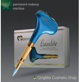 China Meicha Semi Permanent Makeup Cosmetic Tattoo Machine With Tattoo Gun Power Supply wholesale