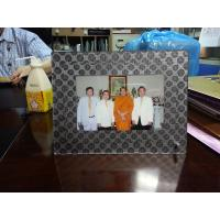 China 3 × 4 , 4 × 6 , 7 × 5 , 8 × 10 3D Acrylic Photo Frames wholesale