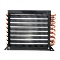 China FNA-1.15/5.2 1 fan refrigeration condenser coil  for condensing unit 220v  50/60hz  40W  400*130*280mm wholesale