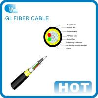 China High Quality G652.D Single mode 24 Core Self-supported Fiber Optical Cable ADSS cable on sale