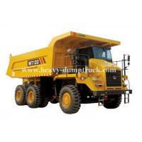 China Rated load 95 tons Off road Mining Dump Truck Tipper  405kW engine power drive 6x4 with 50m3 body cargo Volume wholesale