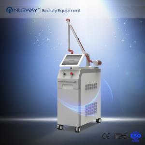 China q switch nd yag tattoo reduction laser tattoo removal machine Medical CE on sale