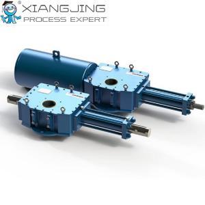 China 345 Barg Pneumatic Actuator , Limitorque LHH Hydraulic Pneumatic Scotch Yoke Actuator wholesale