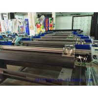 Quality Roll To Roll UV Large Format Solvent Printer For Printing PU Leather And Canvas for sale