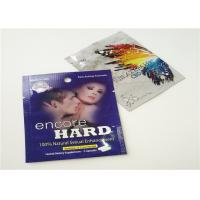Stand Up Aluminum Foil Bags For Rhino 7 Swag Platinum 15000 Pill Packaging