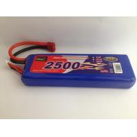 China hot-selling RC helicopter battery with 2500mah-30c-11.1v~22.2v wholesale