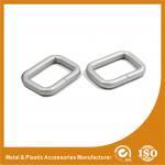 Cring Inner 26.5X16.5X5MM Silver Adjustable Square Ring Handbag Accessories