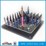 China Countertop small e-liquid bottle display acrylic display for e-juice wholesale