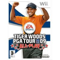China Tiger Woods PGA Tour 09 All-Play (Wii, 2008) wholesale