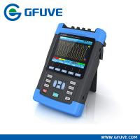 China HANDHELD THREE PHASE POWER QUALITY ANALYZER WITH CLAMP ON CT on sale