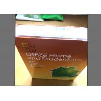 China Genuine Office Home And Business 2010 Download , MS Office 10 Product Key wholesale