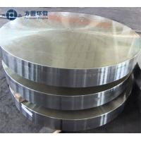 China Protroleum Chemical  Alloy Steel Forged Round Metal Discs OD 1200mm wholesale