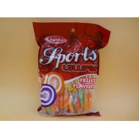 China Mix Fruity Swirl Lollipops Healthy Hard Candy Round Lowest Calorie For Adults wholesale