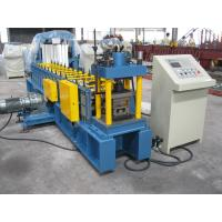 China High Speed Cold Roll Forming Machine For Metal Furring / Roll Forming Machinery wholesale