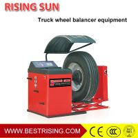 Buy cheap Garage used truck wheel balancer price from wholesalers