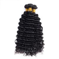 China Unprocessed Peruvian Human Hair Weave Shiny Soft And Tangle - Free on sale