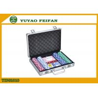 China Casino Colored Personalized Poker Chips Sets , Customizable Poker Chips on sale