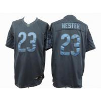 China Nike NFL Chicago Bears 23 Hester blue drenched Jersey wholesale