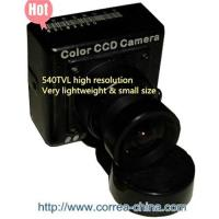China 540TVL high resolution mini RC helicopter camera for FPV flying on sale