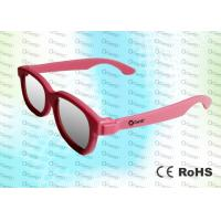 China ABS Plastic Cinema Use Circular polarized 3D glasses CP297GTS01RealD and Master Image  wholesale
