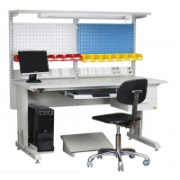 China 150KG 1.8m High Adjustable Table Cleanroom Bench wholesale