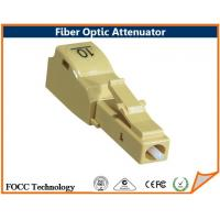China LC / PC Small Form Fiber Optic Attenuator 5dB Kits in EDFA / DWDM and CATV on sale