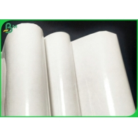 China 100% Virgin Pulp One Side PE Coating White Kraft Paper With FDA Approved on sale