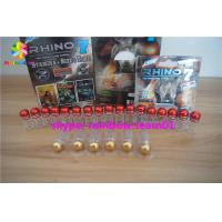 China Enhancement / Capsule Bullet Pill Blister Packaging With Standar Size wholesale