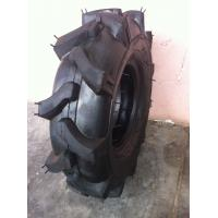 China 400-7 R1 TT type mover garden tractor tires rotary tillers tyres with tube wholesale