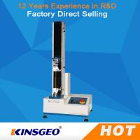 China 90 Degrees Peel Test Equipment , Peel Adhesion Tester 12 Months Warranty on sale