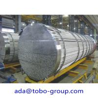China U Type Bend Heat Exchanger Tube ASTM A269/ A213 Seamless Stainless Steel wholesale