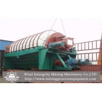 China Vacuum Disc Filter Mineral Dewatering Machine ,Ore Beneficiation Machinery wholesale