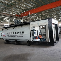 Buy cheap 30m3 SBS Modified Bitumen Production Machine from wholesalers