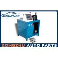 China Easy Operating Manual Hydraulic Hose Crimping Machine For Air Suspension Repair Kits wholesale