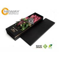 China Flower Gift Box Craft Kraft Brown Cardboard Square Floral Packaging Boxes for Rose wholesale