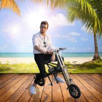 Buy cheap High Speed Electric City Bike Aluminum Alloy 7.8AH Lithium Battery Multi - Color from wholesalers