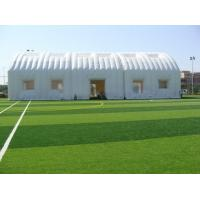 China White double layer inflatable Sports Hall Tent for tennis, football games wholesale