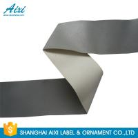 China Printable 100% Cotton Fire Resistant Retro Reflective Tape 200m / Roll wholesale