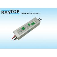 China 10W LED Waterproof Driver IP67 Outdoor 12V Constant Voltage Led Driver Power Supply wholesale