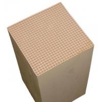 Buy cheap Ceramic Honeycomb Monolithic Catalyst Support from wholesalers