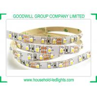 China Non Waterproof 12V Flexible LED Strip Light With 50000 Hours Long Lifespan wholesale
