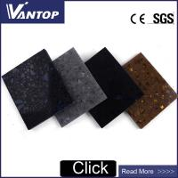 China 15mm Thickness Synthetic Stone Noble Colored Quartz Stone with Good Quality on sale