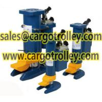 China Hydraulic toe jack with durable quality wholesale