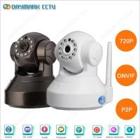 China Onvif infrared night vision pan tilt pnp home security cameras wholesale