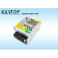 China 36W metal cctv power supply for security camera CCTV system access control system wholesale