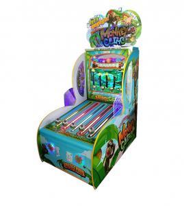 China Children'S Ticket Redemption Machine , Arcade Ticket Machine Custom Sticker wholesale