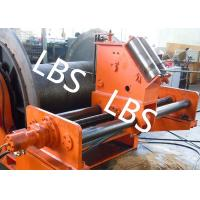 China LBS Grooved Sleeve Spooling Device Hydraulic Winch 3 MM - 190 MM Wire Diameter wholesale