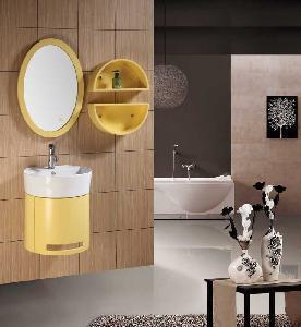 China Bathroom Cabinet / PVC Bathroom Cabinet (W-205) wholesale