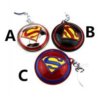 China superman metal keychain wholesale