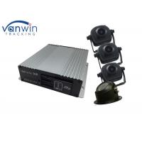 China AVI Format HD 1080P Mobile DVR Dual SD Cards Slots With Battery Recharged Function wholesale